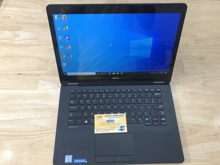 Laptop cũ xách tay dell e7470