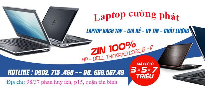 Cách chọn mua Laptop cũ xách tay giá rẻ tại TPHCM