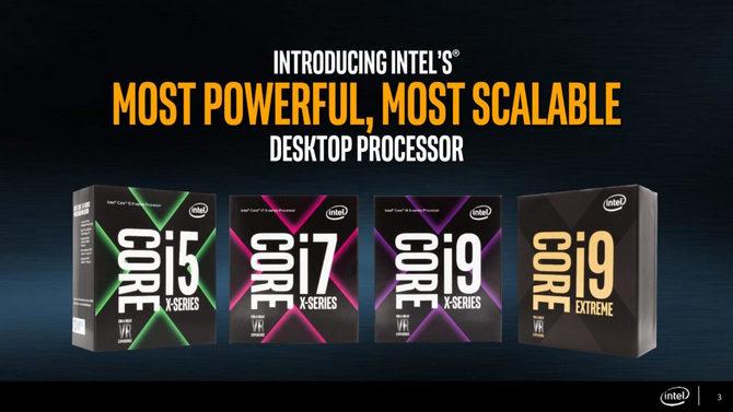 Chip khủng 18 nhân Intel Core i9 sẽ bán ra từ tháng 10