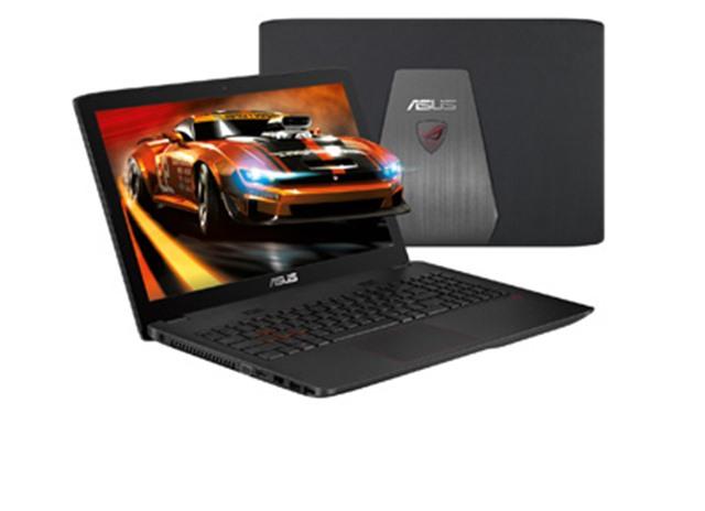 Laptop Chuyên Game ASUS GL52JX Core i5 4200H Ram 8GB SSD 256gb VGA rời GT960 chuyên game đồ họa giá rẻ