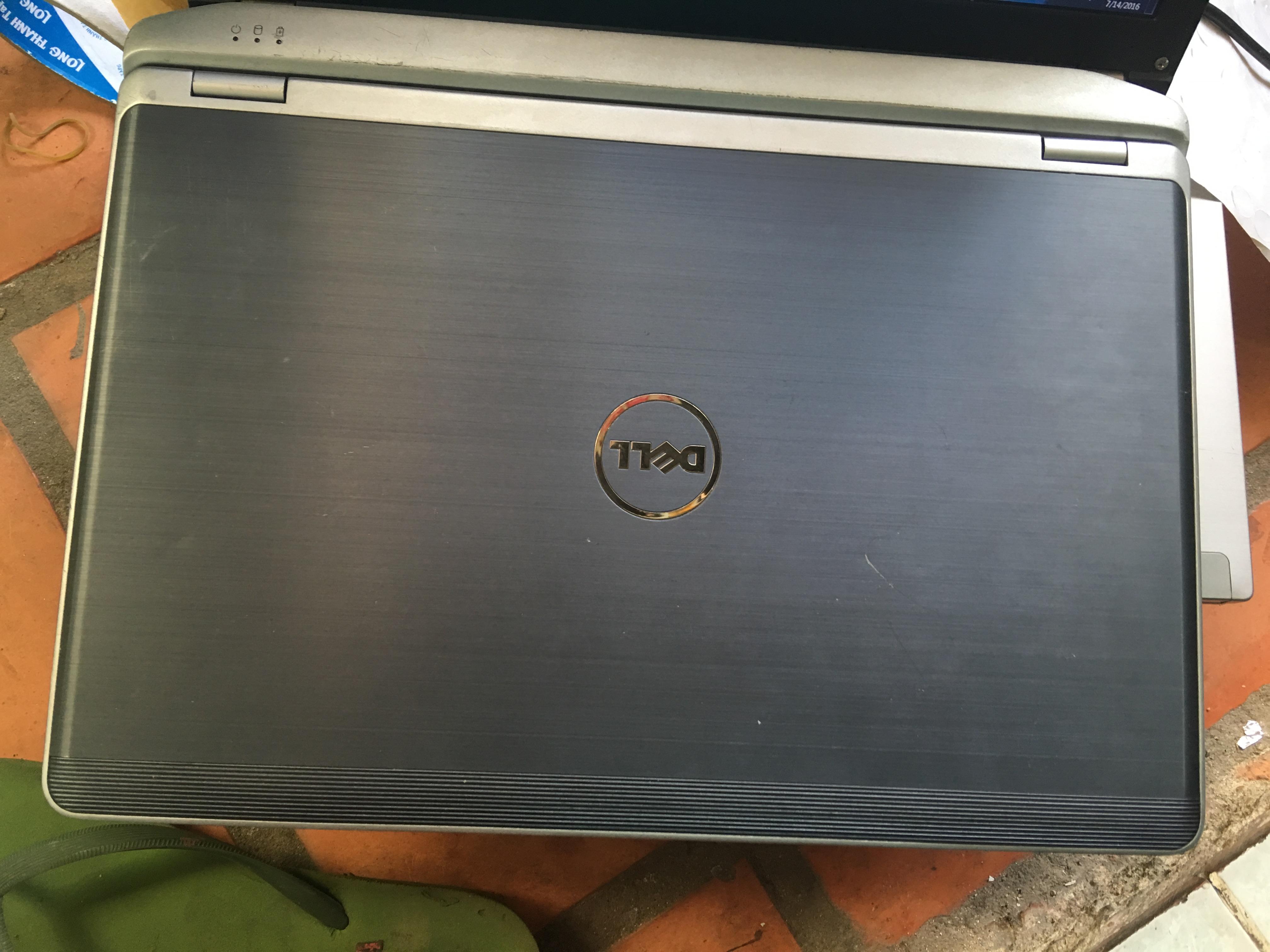 DELL LATITUDE E6230 i5 3320 RAM 4GB HDD 250GB MÀN HÌNH 12.1 INCH