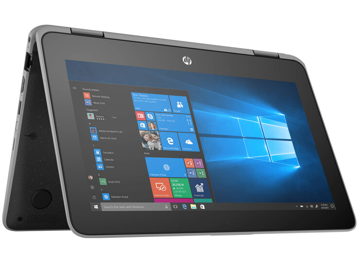 Laptop cũ xách tay giá rẻ Laptop Hp probook X360 11 G4 EE Gen 8 Ram 8GB SSD 256GB 11.6 inch Led cảm ứng đa điểm.