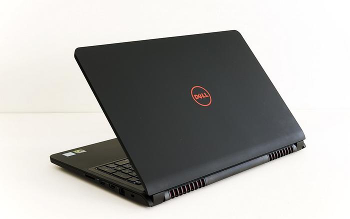 Laptop Dell 7559 Core i5 6300HQ Ram 8GB SSD 128Gb HDD 500gb GTX960M Full HD chuyên Game đồ họa giá rẻ nguyên zin
