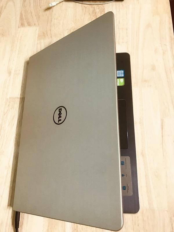Laptop Dell Vostro V5459 Core i5 6200U Ram 4gb hdd 500gb card màn hình rời VGA Nividia 920 chuyên thiết kế