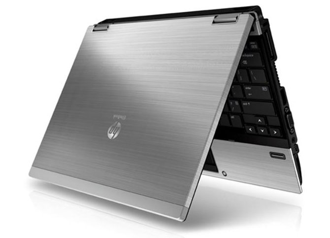 laptop hp elietbook 2540p 12 inch core i5 ram 2gb hdd 160gb
