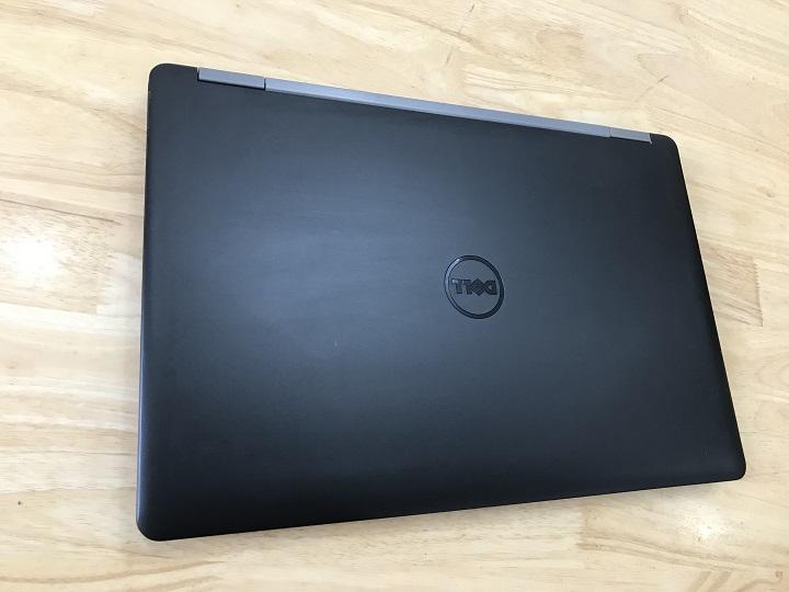 Laptop xách tay Dell E5570 core i5 ram 8gb ssd 256gb 15.6 inch xách tay nguyên zin giá rẻ