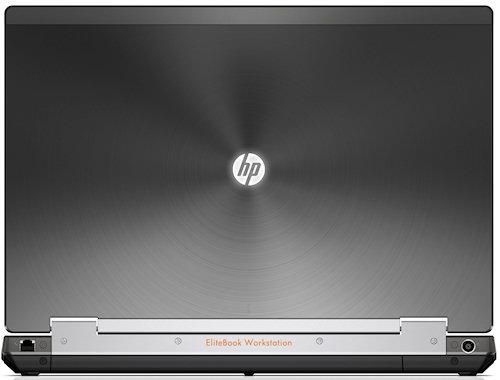 Laptop xách Tay HP Workstation 8760w core i7 ram 8gb ssd 128gb Card rời AMD Firepro 17 inch đồ họa